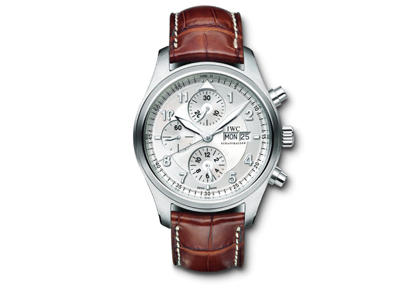 IWC Часы Spitfire Chronograph - Crystal group