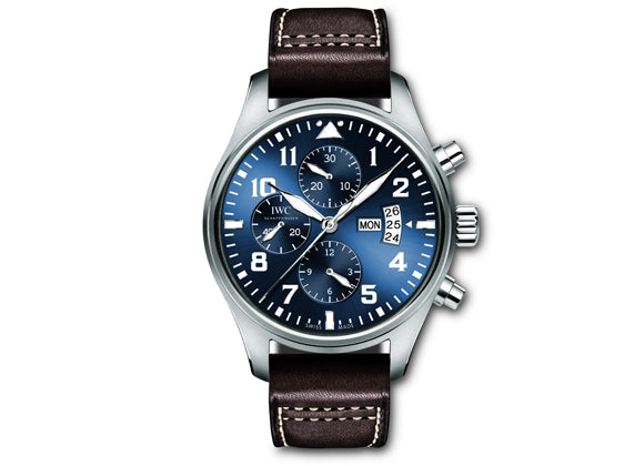 "IWC Часы Pilot's Watch Chronograph Edition ""Le Petit Prince"" - Crystal group"