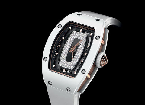 Richard Mille RM 07-01 Automatic Ladies - Crystal group