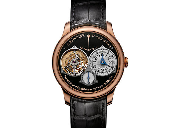 F.P. Journe Tourbillon Souveraine Boutique Edition - Crystal group