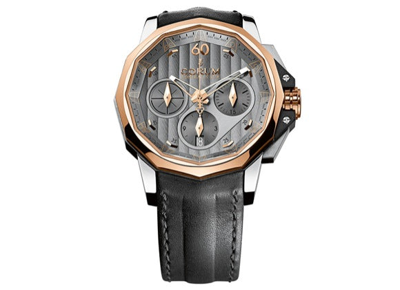 Corum Admiral's Cup Challenger 44 Chrono - Crystal group