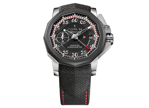 Corum Admiral's Cup Seafender 44 Chrono Centro - Crystal group