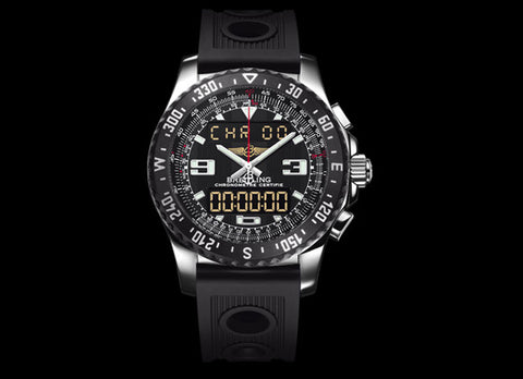 Breitling Airwolf Raven - Crystal group