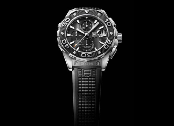 TAG Heuer Aquaracer 500 M Calibre 16 - Crystal group