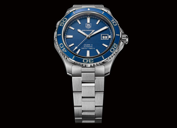 TAG Heuer Aquaracer 500M Ceramic - Crystal group