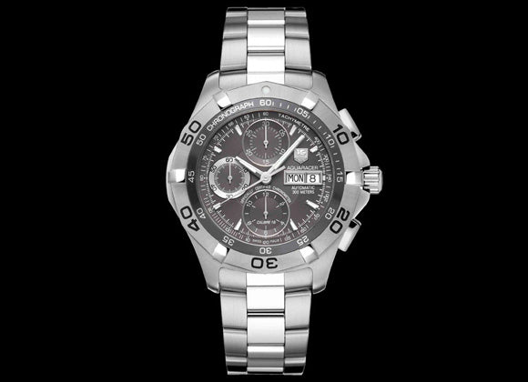 TAG Heuer Aquaracer Calibre 16 Day-Date - Crystal group