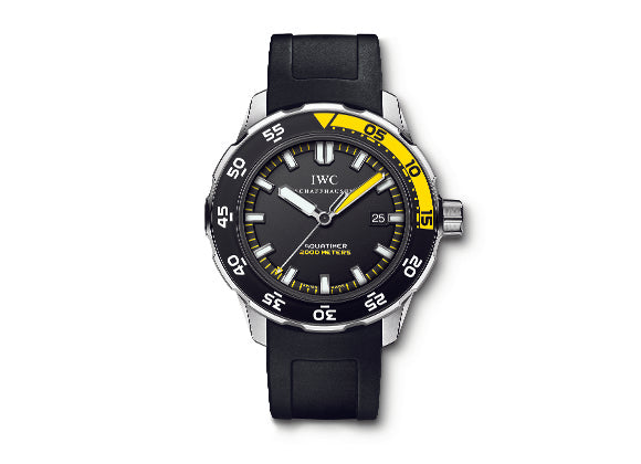 IWC Часы Aquatimer Automatic 2000 - Crystal group