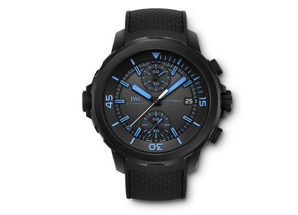 "IWC Часы Aquatimer Chronograph ""50 Years Science for Galapagos"""