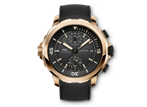 "IWC Часы Aquatimer Chronograph ""Expedition Charles Darwin"" - Crystal group"