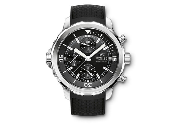 IWC Aquatimer Chronograph - Crystal group