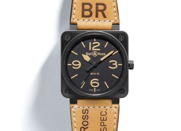 Bell&Ross Aviation Heritage - Crystal group