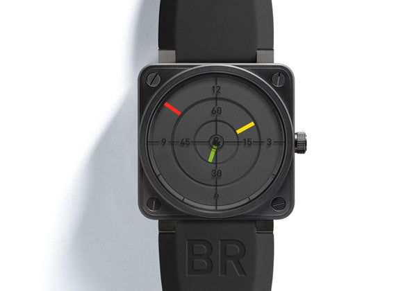 Bell&Ross Aviation Radar - Crystal group