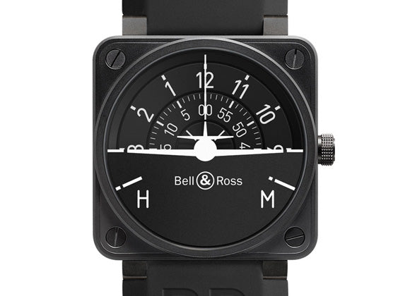Bell&Ross Aviation Turn Coordinator - Crystal group