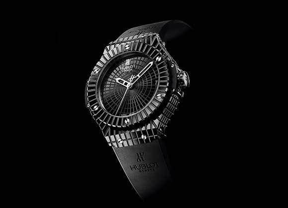 Hublot Big Bang 41 mm Black Caviar