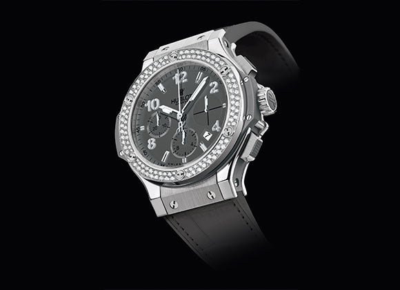 Hublot Big Bang 41 mm Earl Grey Diamonds