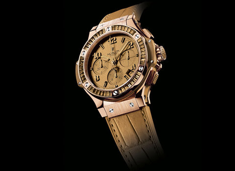Hublot Big Bang 41 mm Tutti Frutti Camel Carat