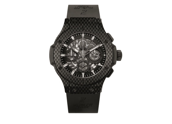 Hublot Big Bang 44 mm Aero Bang Carbon - Crystal group