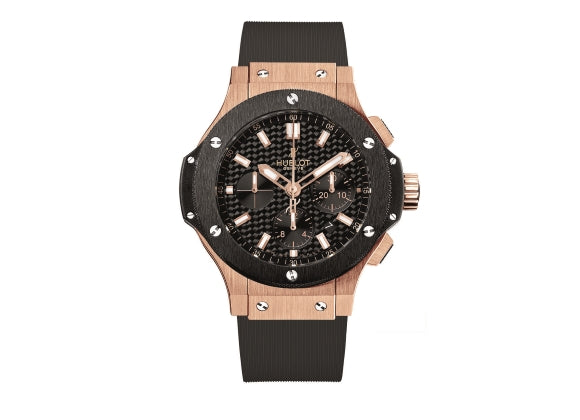 Hublot Big Bang 44 mm Gold Ceramic - Crystal group