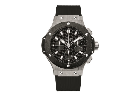 Hublot Big Bang 44 mm Steel Ceramic - Crystal group