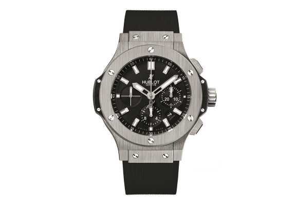 Hublot Big Bang 44 mm Steel - Crystal group