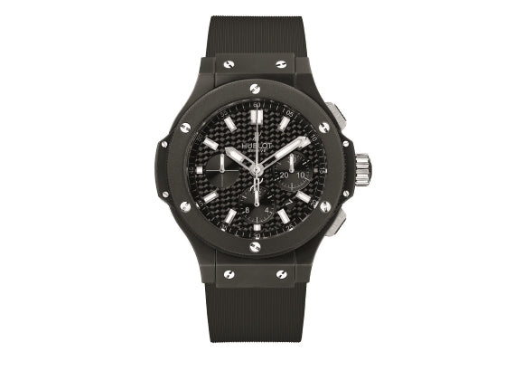 Hublot Big Bang 44 mm Black Magic - Crystal group