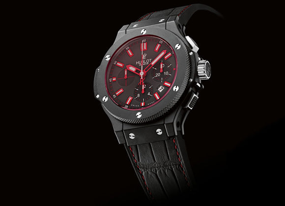 Hublot Big Bang 44 mm Red Magic - Crystal group