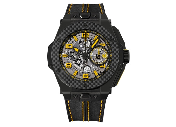 Hublot Big Bang 45 mm Ferrari Ceramic Carbon - Crystal group