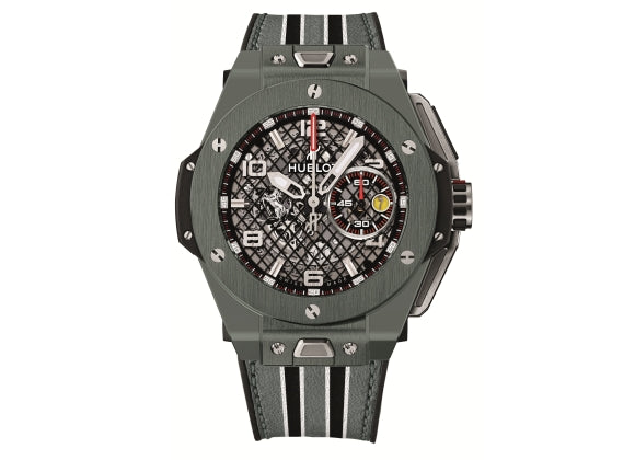 Hublot Big Bang 45 mm Ferrari Speciale Grey Ceramic - Crystal group