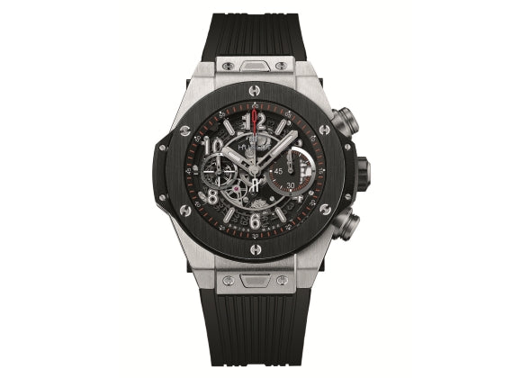 Hublot Big Bang 45 mm Unico Titanium Ceramic - Crystal group