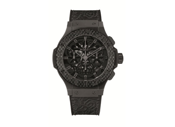 Hublot Часы Big Bang 44 mm Aero Bang Sugar Skull - Crystal group