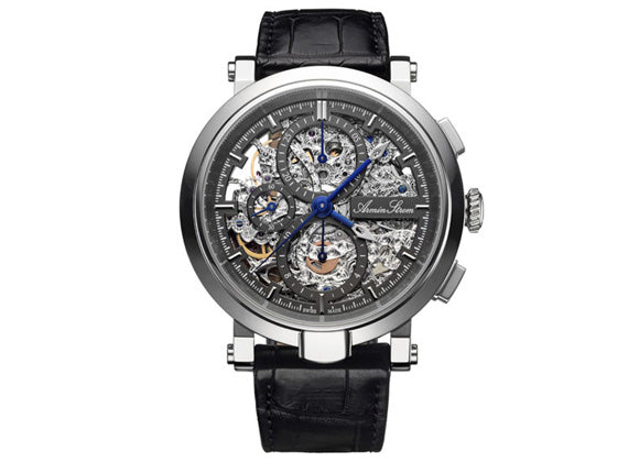 Armin Strom Blue Chip Chronograph Skeleton - Crystal group