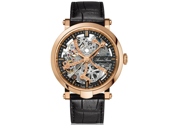 Armin Strom Blue Chip Skeleton - Crystal group