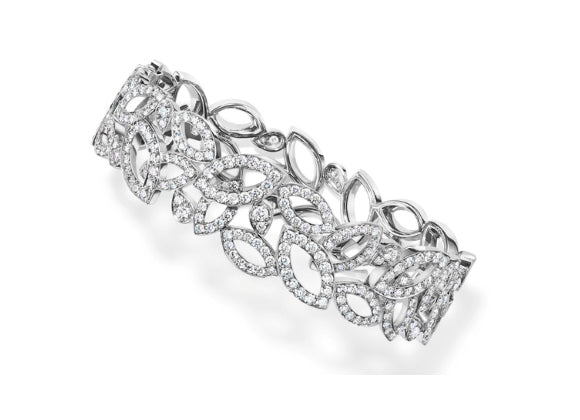 Harry Winston Lily Cluster - Crystal group