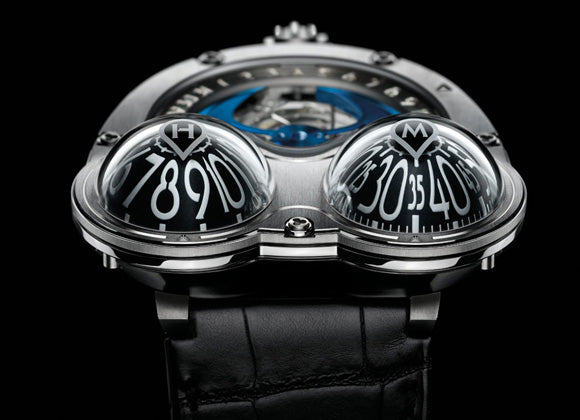 MB&F HM3 Frog - Crystal group