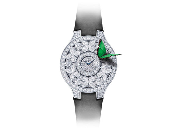 Graff watches Butterfly Watch - White diamond