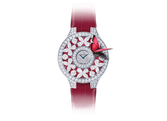 Graff watches Butterfly Watch - Ruby
