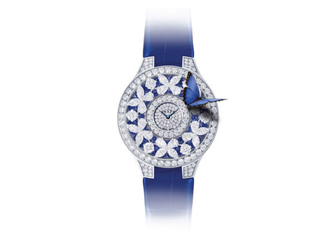 Graff watches Butterfly Watch - Sapphire