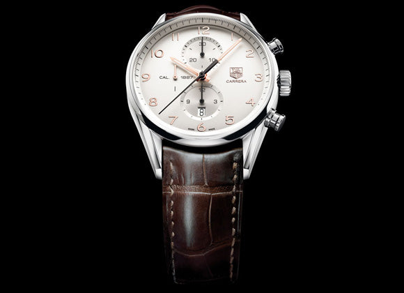 TAG Heuer Carrera Calibre 1887 - Crystal group