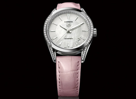 TAG Heuer Carrera Calibre 5 Lady