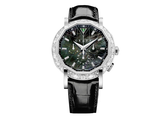 Graff watches ChronoGraff  42 mm - Crystal group