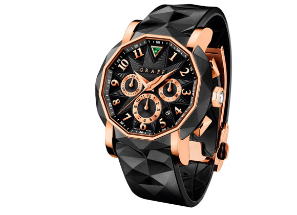 Graff watches ChronoGraff Man 45 mm
