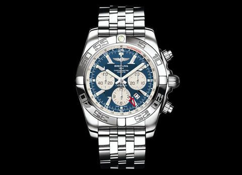 Breitling Chronomat GMT - Crystal group