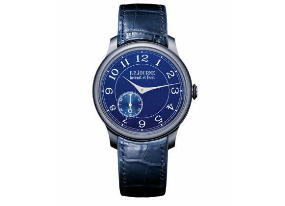 F.P. Journe Chronometer Bleu - Crystal group