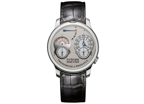 F.P. Journe Chronometre a Resonance - Crystal group