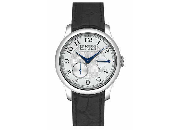 F.P. Journe Chronometre Souverain - Crystal group