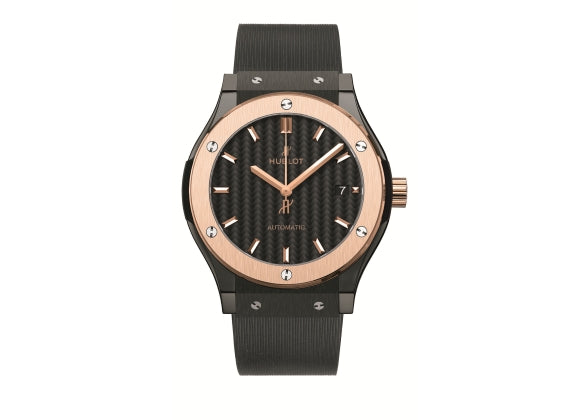 Hublot Classic Fusion 45 mm Ceramic Gold