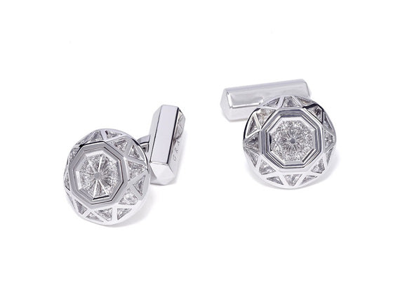Graff Cufflinks - Crystal group