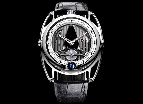De Bethune DB 28 « Aiguille d'Or » - Crystal group