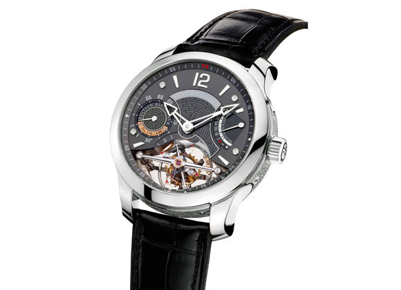 Greubel Forsey Double Tourbillon 30°  Historique - Crystal group