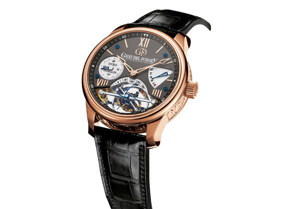 Greubel Forsey Double Tourbillon 30 °